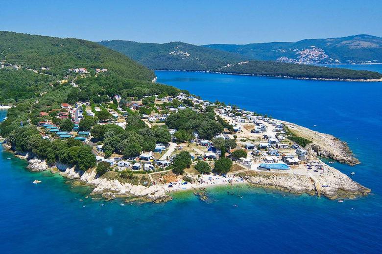 camping luxe marina