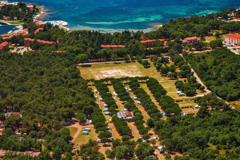 camping luxe stella maris umag