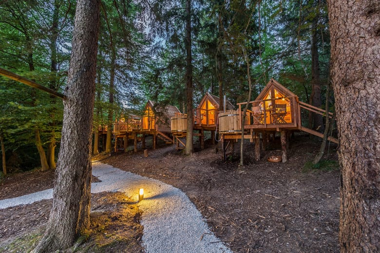 camping luxe glamping ribno