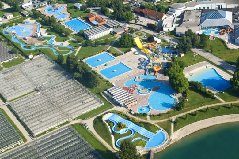 camping luxe terme catez