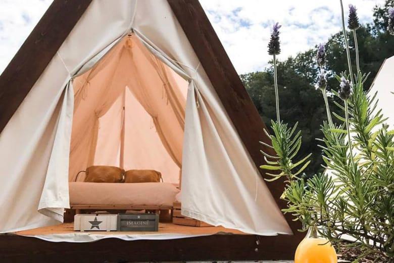 camping luxe el gorrafer