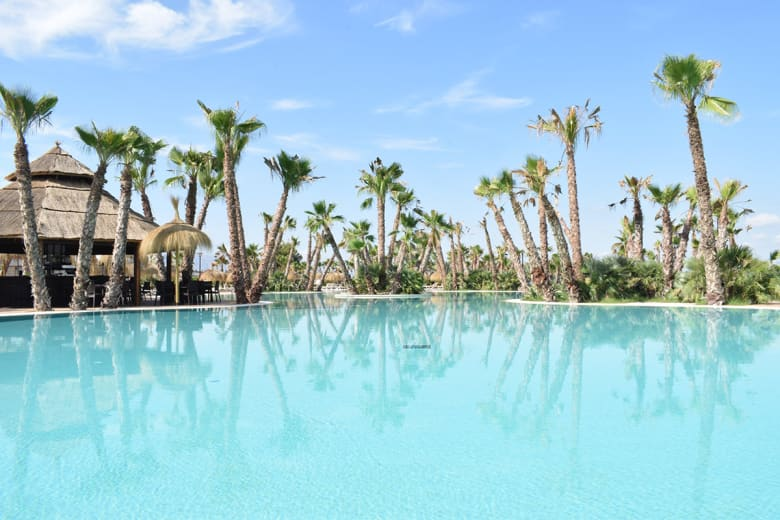 camping luxe marjal costa blanca