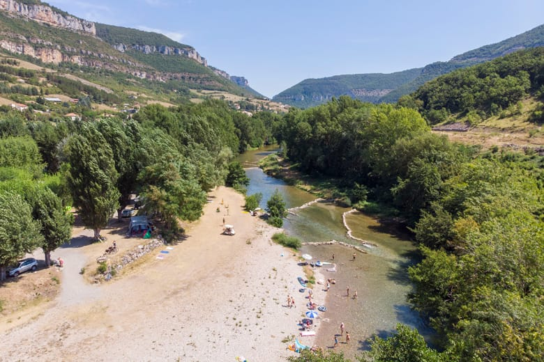camping luxe les rivages