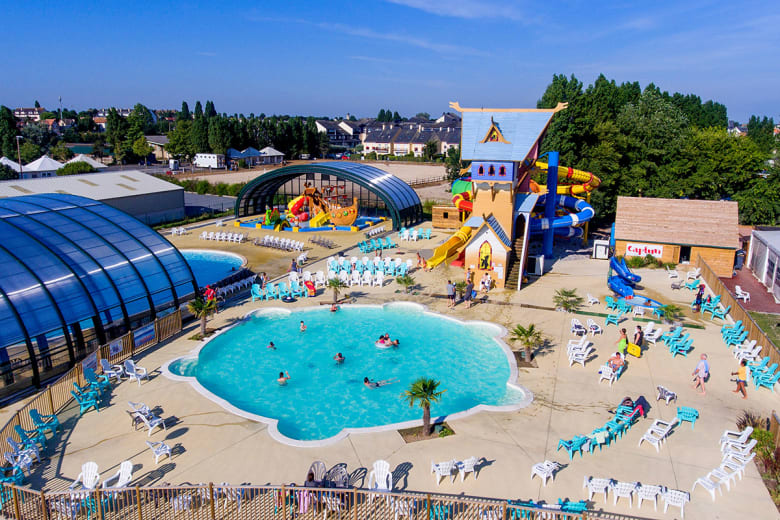 camping luxe bonne etoile
