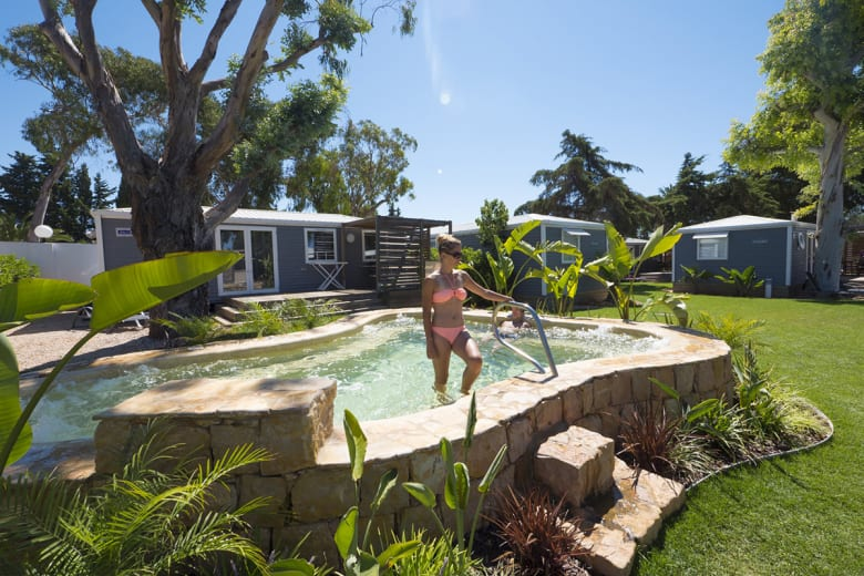 camping luxe turiscampo