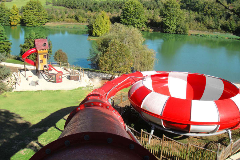 camping luxe le moulinal