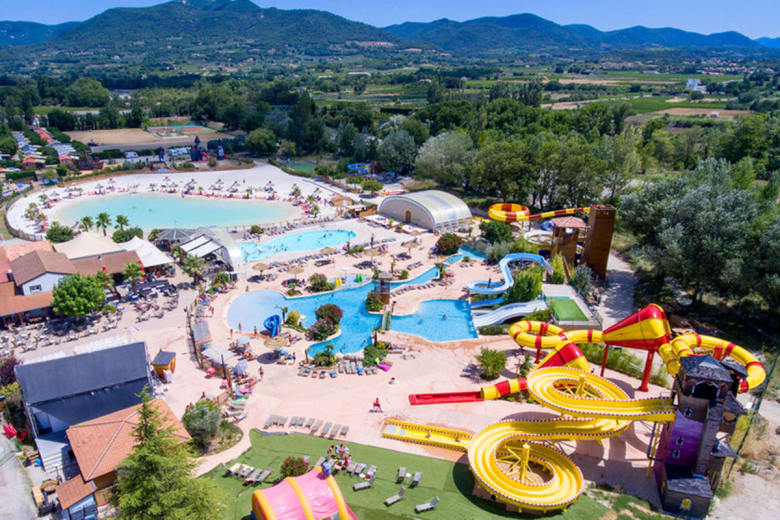 camping luxe le sagittaire