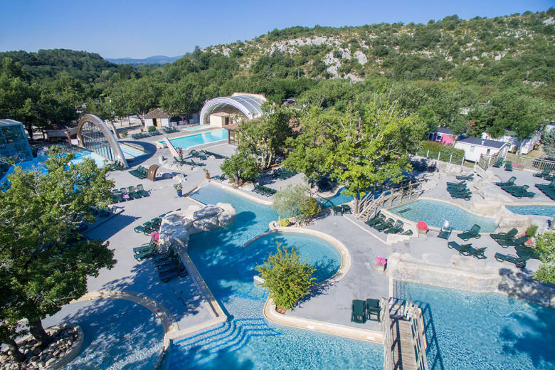 Camping Luxe Ranc Davaine ...