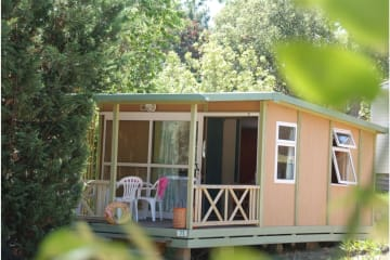 Mobile-home D/D Cottage Mini - L'Argentière