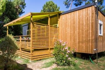 FAMILY ESPACE PRIVILEGE 2 chambres avec terrasse - Palmyre Loisirs