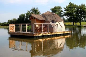 Cabane flottante La Volta - 40m² / 1 chambre - Village Flottant de Pressac