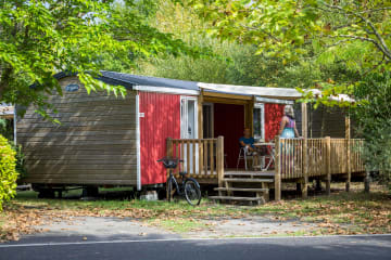 Mobil-home Patio (2 sdb) - Domaine de la Rive