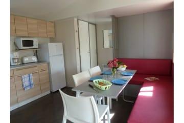 Mobil-home - 3 chambres - 1 salle de bain - Parc de Fierbois