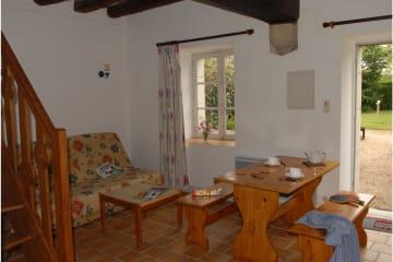 Gîte - 1 chambre - 1 salle de bain - Le Tamaris - Parc de Fierbois