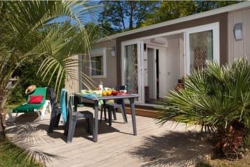 Sirène 3 Luxe (3 chambres, 37 m²) terrasse, climatisé - La Sirène