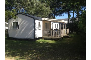 Cottage PRIVILEGE 6/8 pers 33 m² (3 chambres) - Les Iles