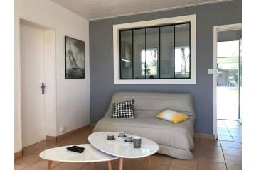 Maison DUNE 3 chambres 66m² avec terrasse - Acapulco