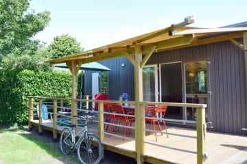 Cottage Lodge PREMIUM (3 chambres - 2 salles de bain) - L'Océan Breton