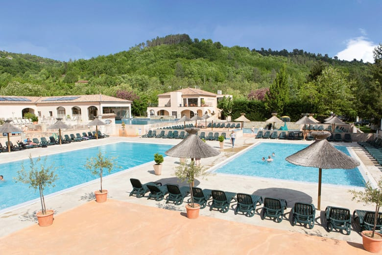 camping luxe les ranchisses
