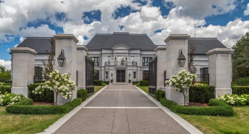 Opulent Grandeur Pine Valley Estate | Vaughan, ON L4L2W5