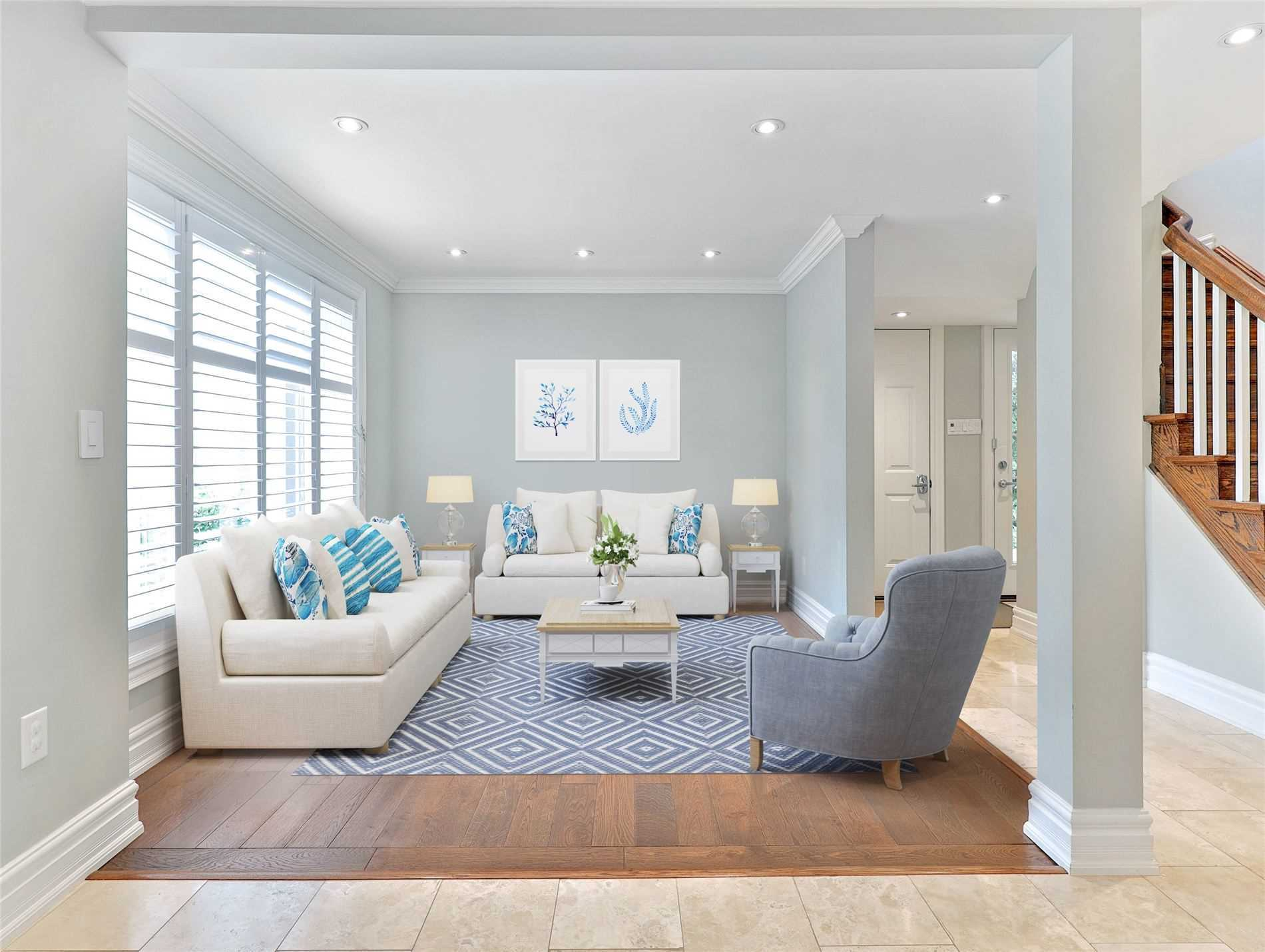 Redesigned York Mills Family Home