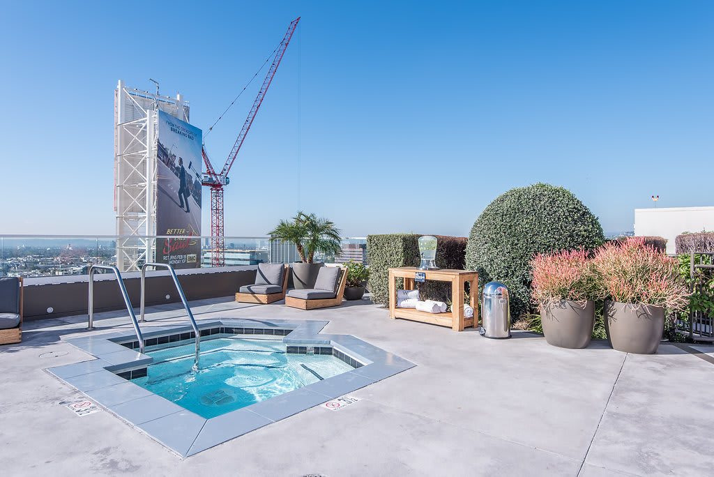 6250 Hollywood Blvd. Penthouse #14G photo