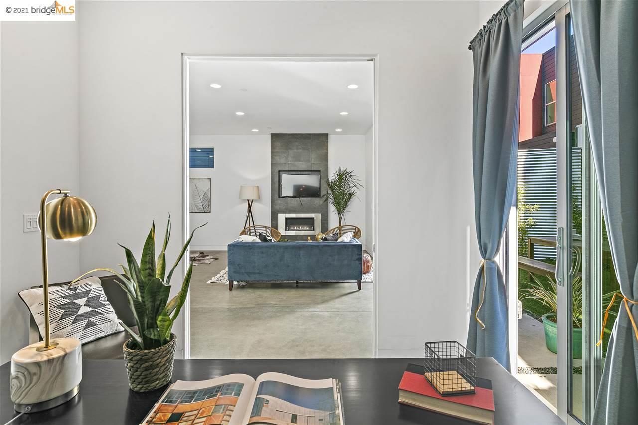 Nearly New Modern Minimalist Single-Family in West Oakland photo