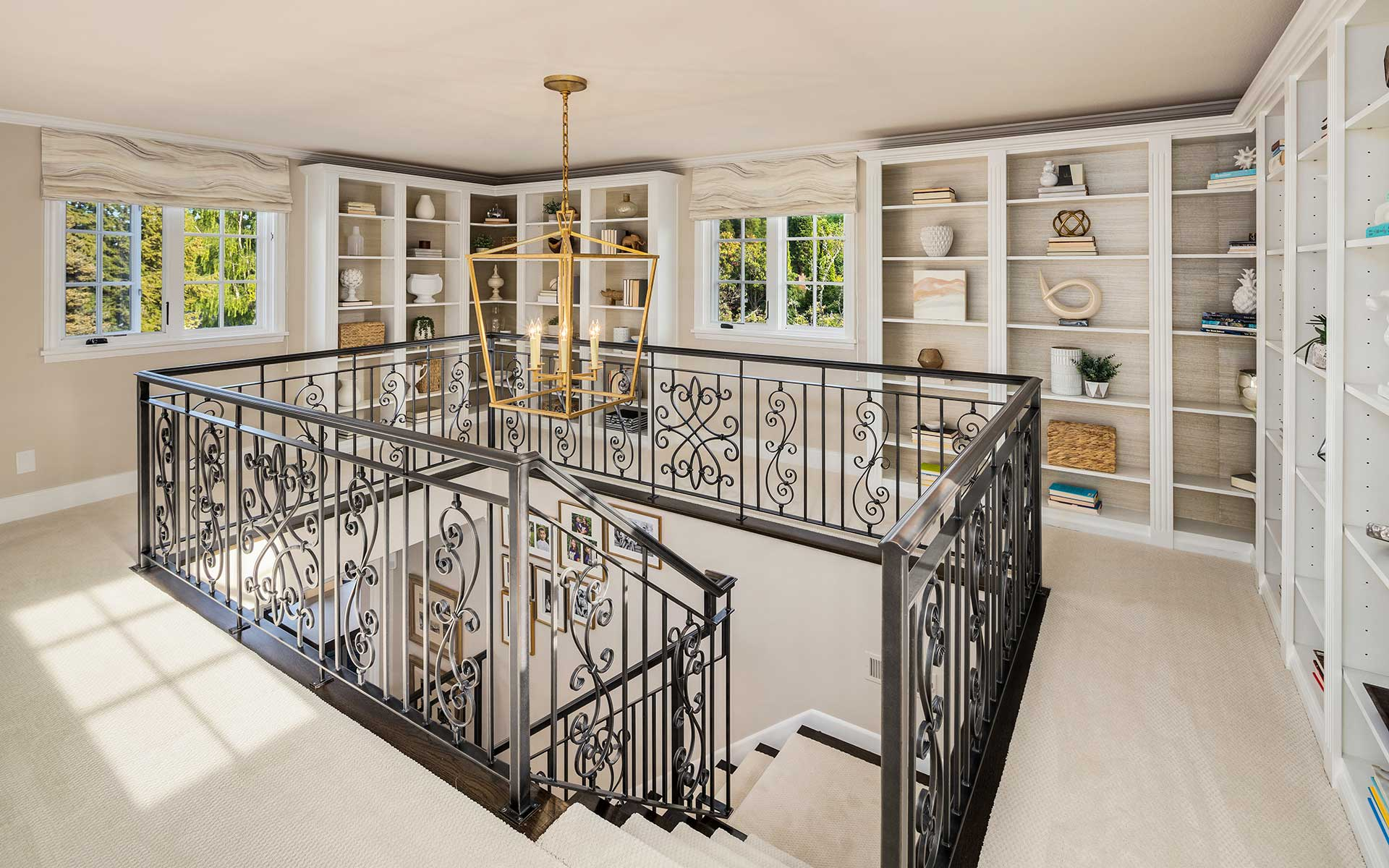 Classic Lines & Modern Sophistication in Broadmoor photo