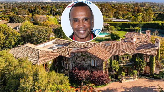 Dirt.com: Sugar Ray Leonard Asks $46.5 Million for Pacific Palisades Estate