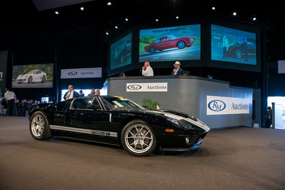 RM Sotheby's and the Annual Concours d'elegance