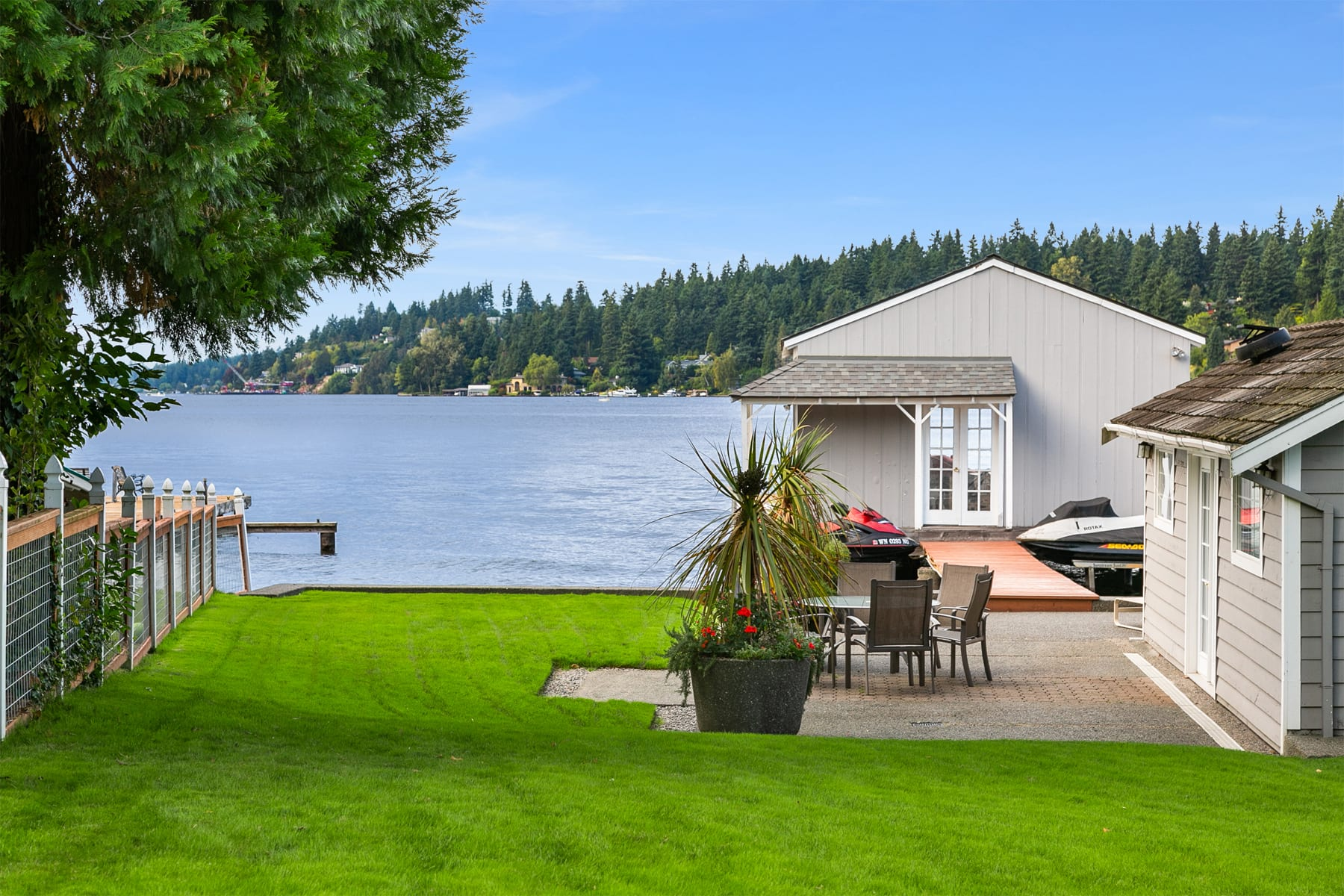Resort-Style Living with Waterfront photo