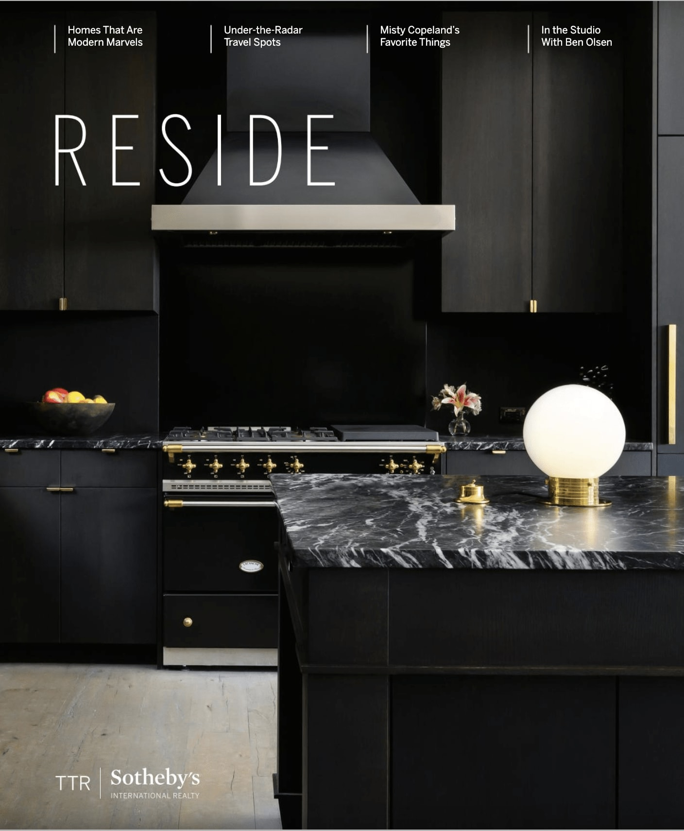 Pinterests Worthy Homes from Sotheby's RESIDE Magazine