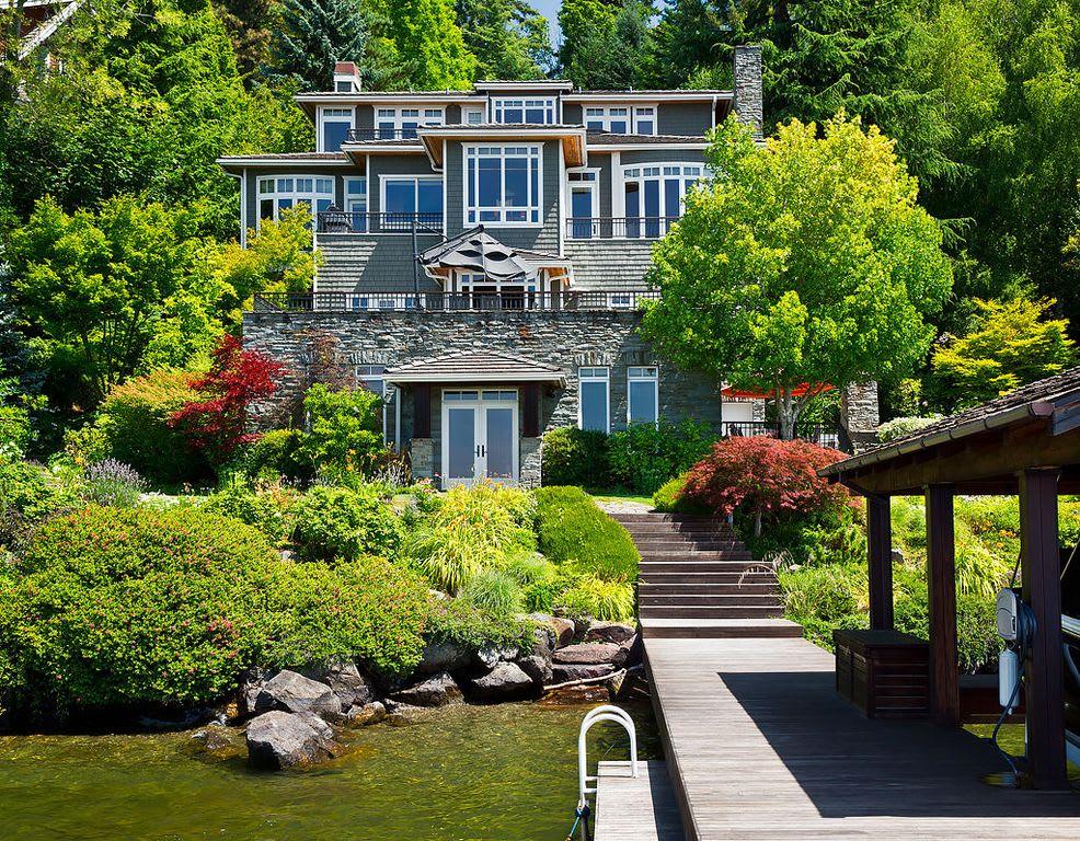 Elegant Estate with Westside Waterfront photo