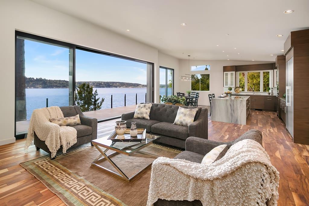 Modern Luxury Waterfront photo
