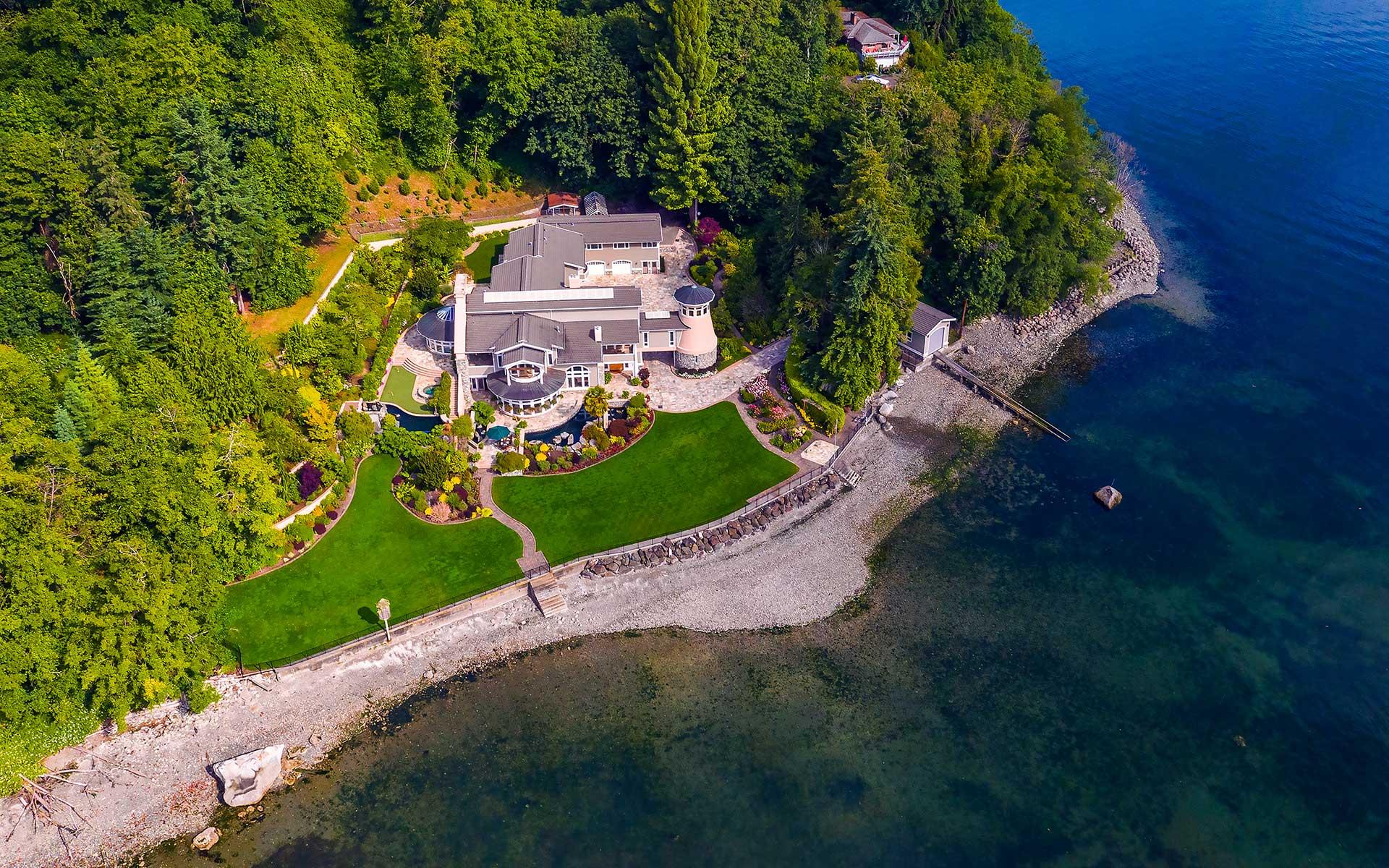 Magnificent Estate on Vashon Island photo