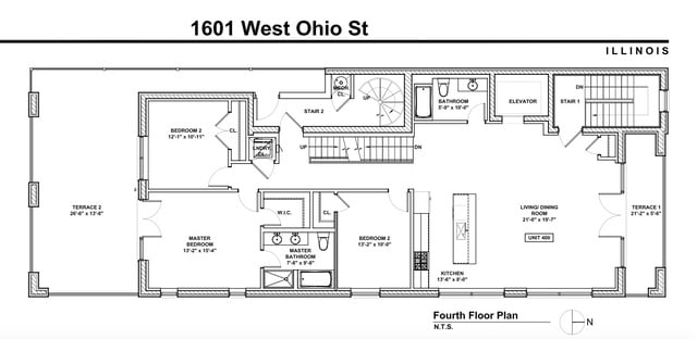 1601 W Ohio St, #3 preview