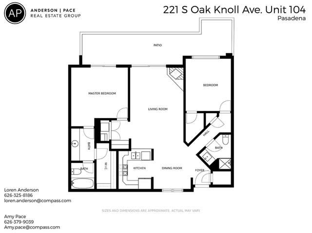 221 S Oak Knoll #104 photo