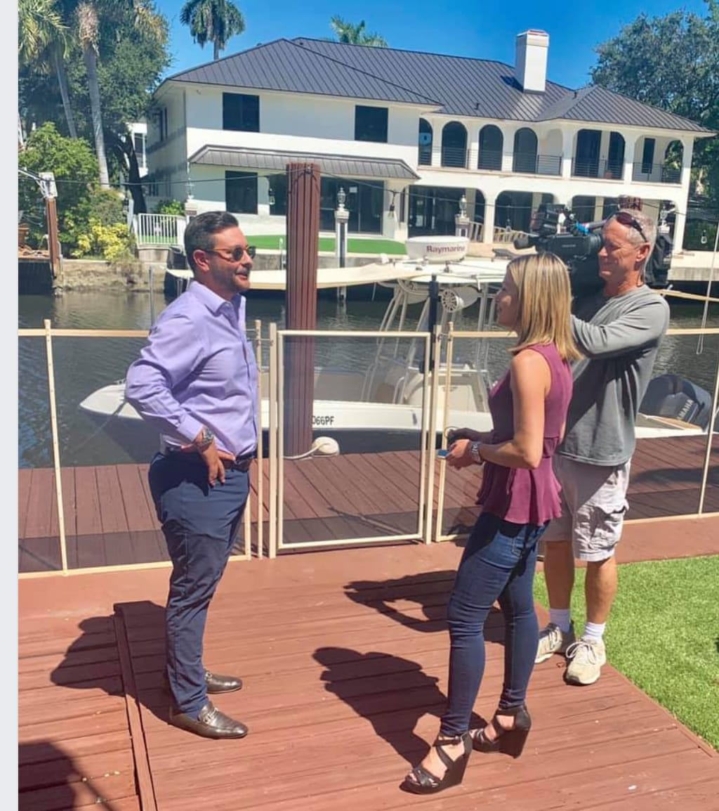 ABC Local News Interviews Josh Dotoli On Ways Homeowners Can Combat Sea Level Rise