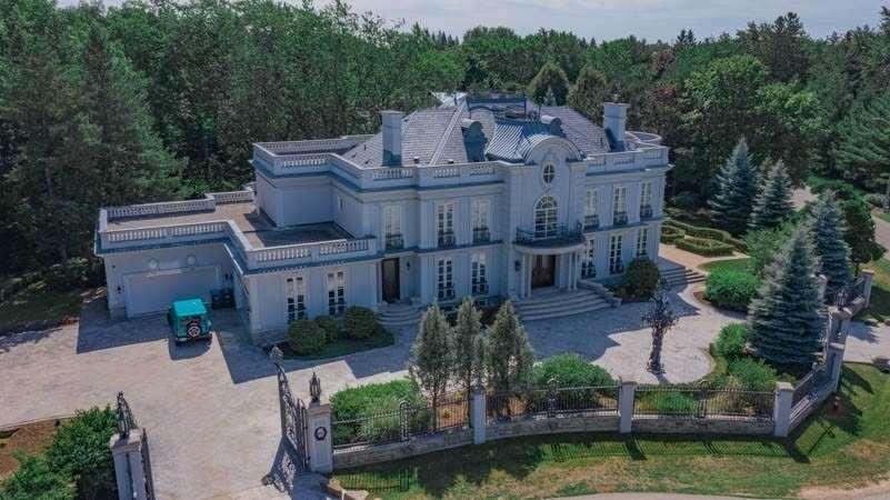 Gated Stone Mississauga Estate
