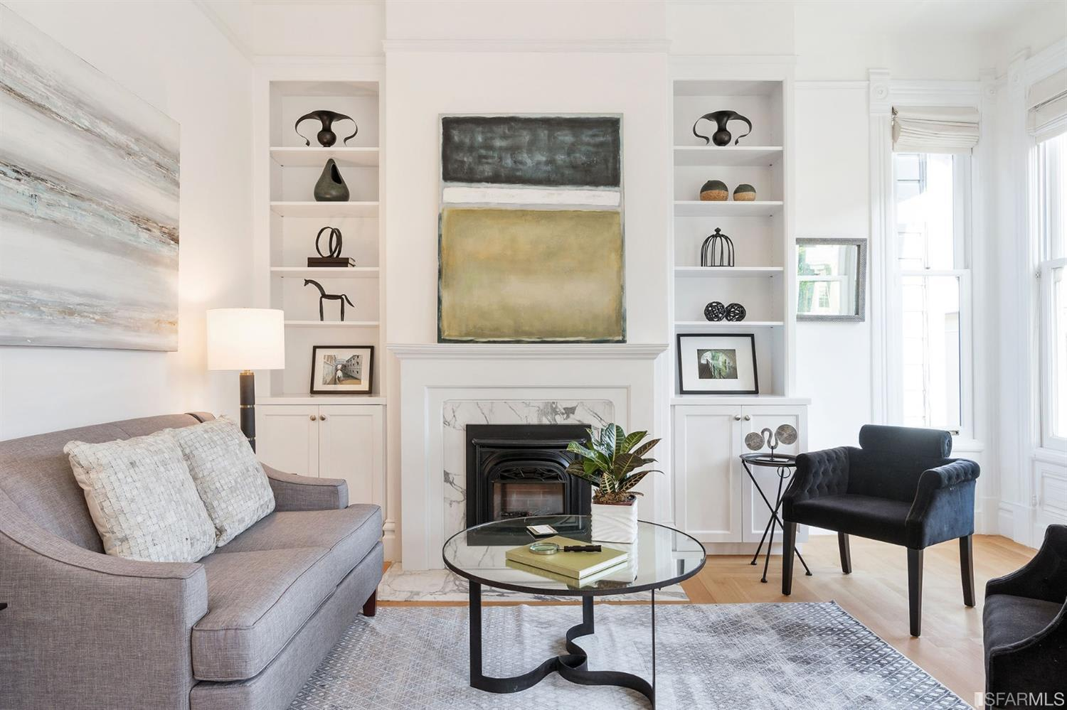Two Level House-Like Condominium in Pacific Heights photo