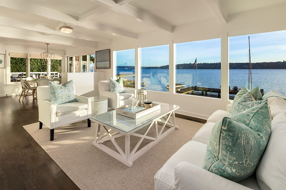 The Beach House on Mercer Island photo