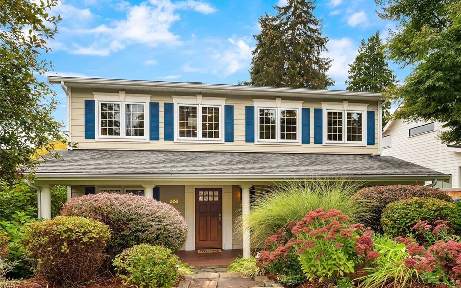 Timeless Colonial in the Heart of Kirkland photo