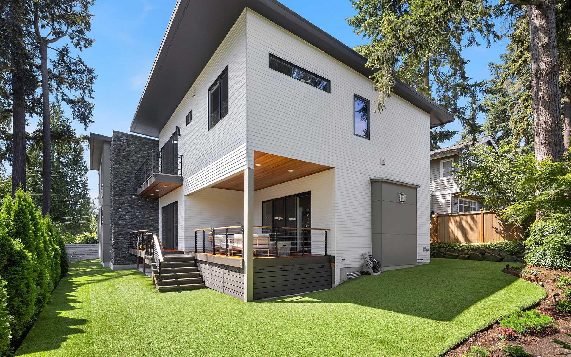 Design-Forward Modern in Sought-After Enatai photo