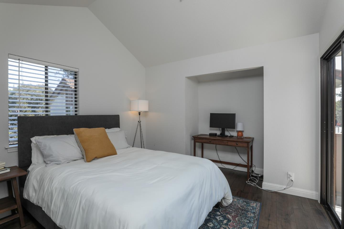 Soaring Ceilings in this Updated Condo in Redwood City photo