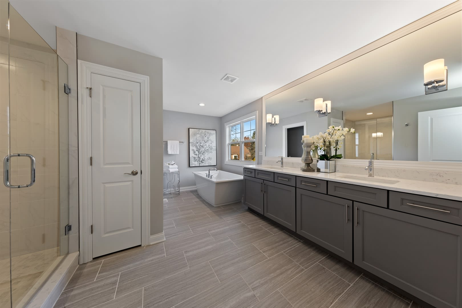 This new construction home is perfection