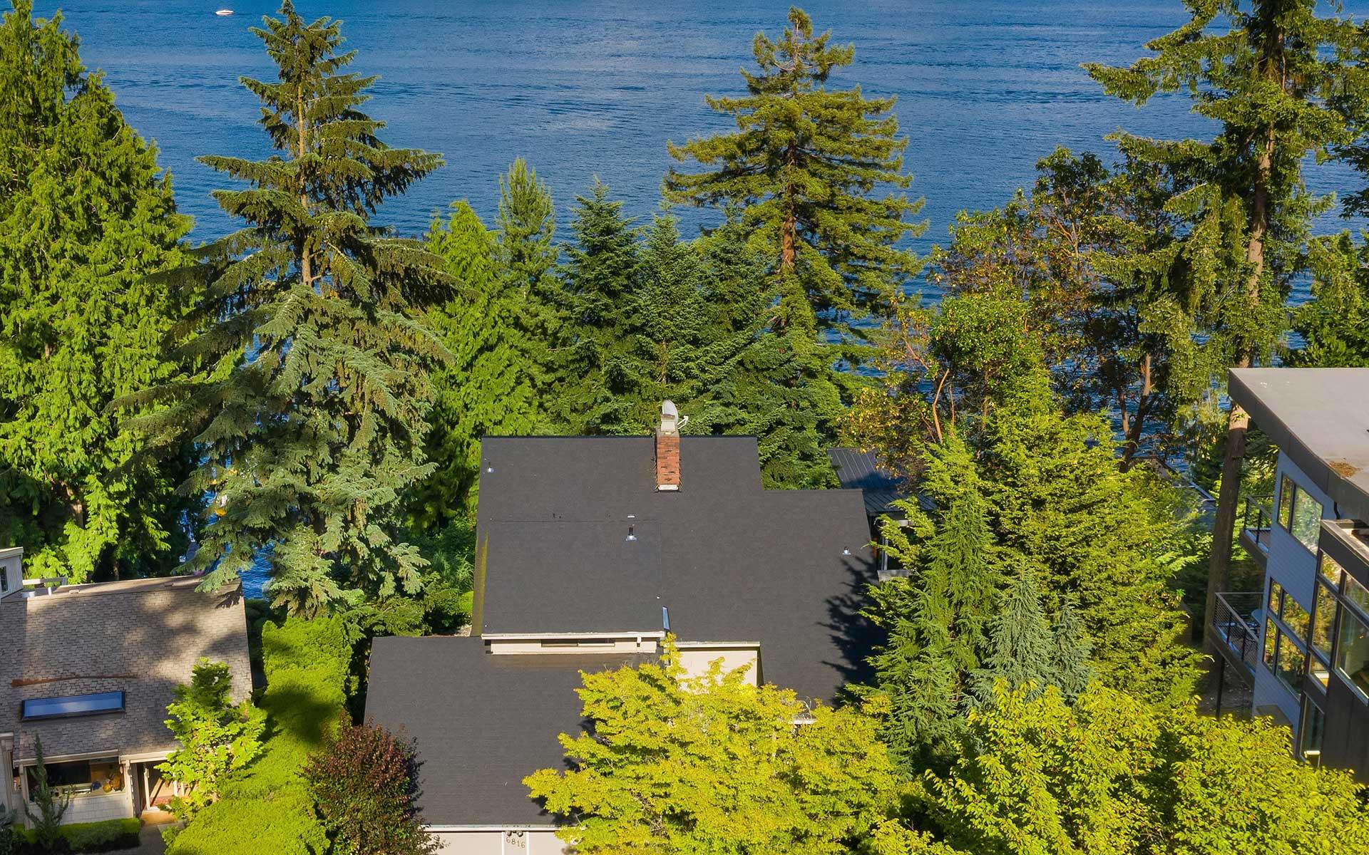 Northwest Style on Mercer Island photo