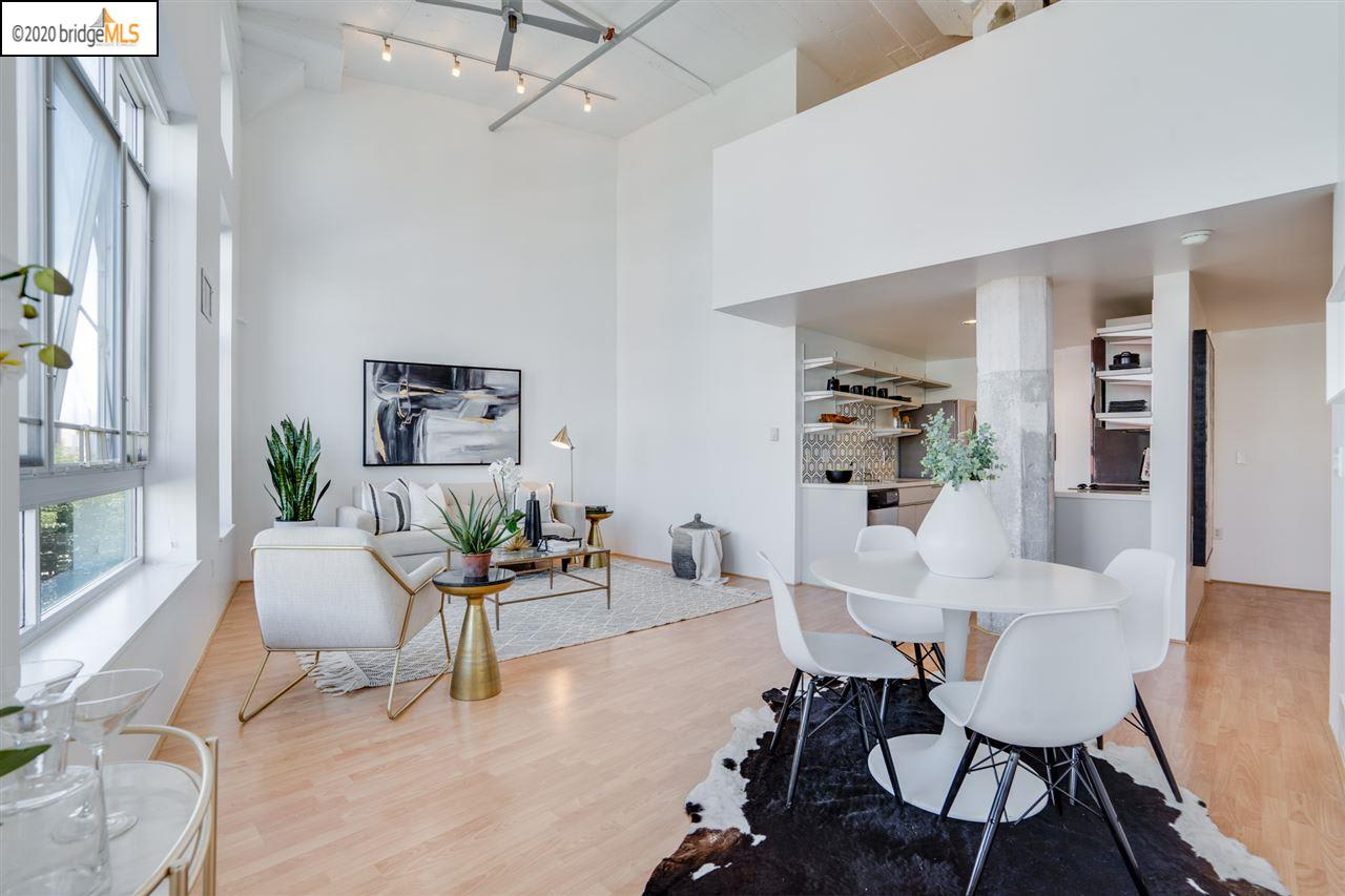 Chic and Spacious Loft photo