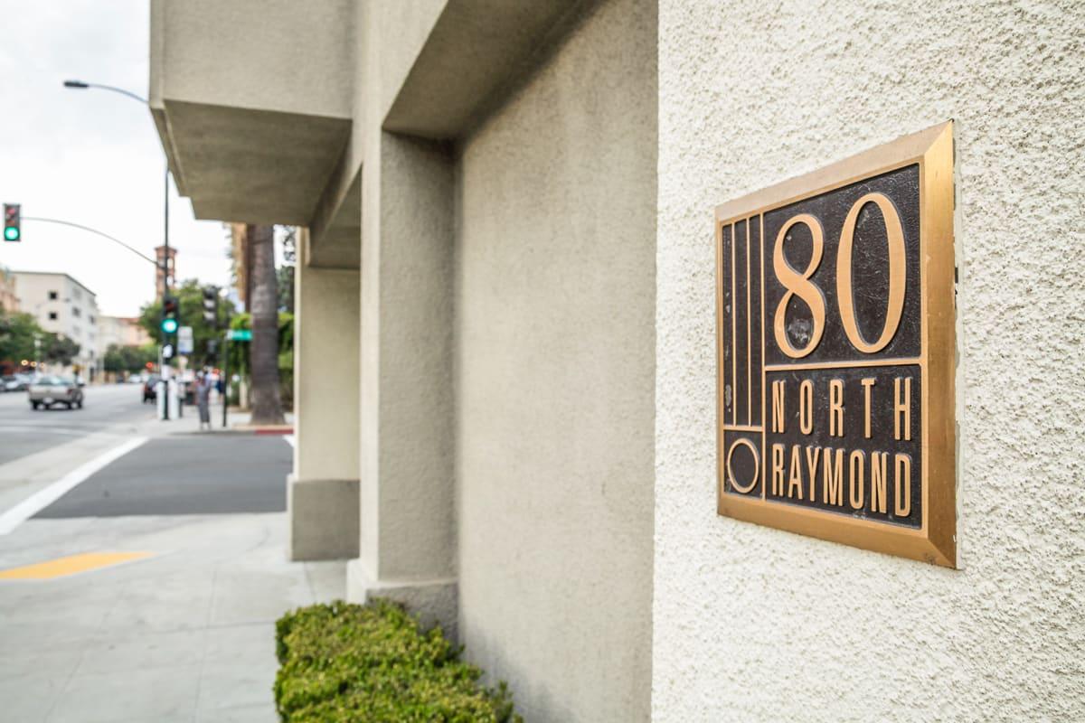 80 N Raymond Ave Unit 107 photo