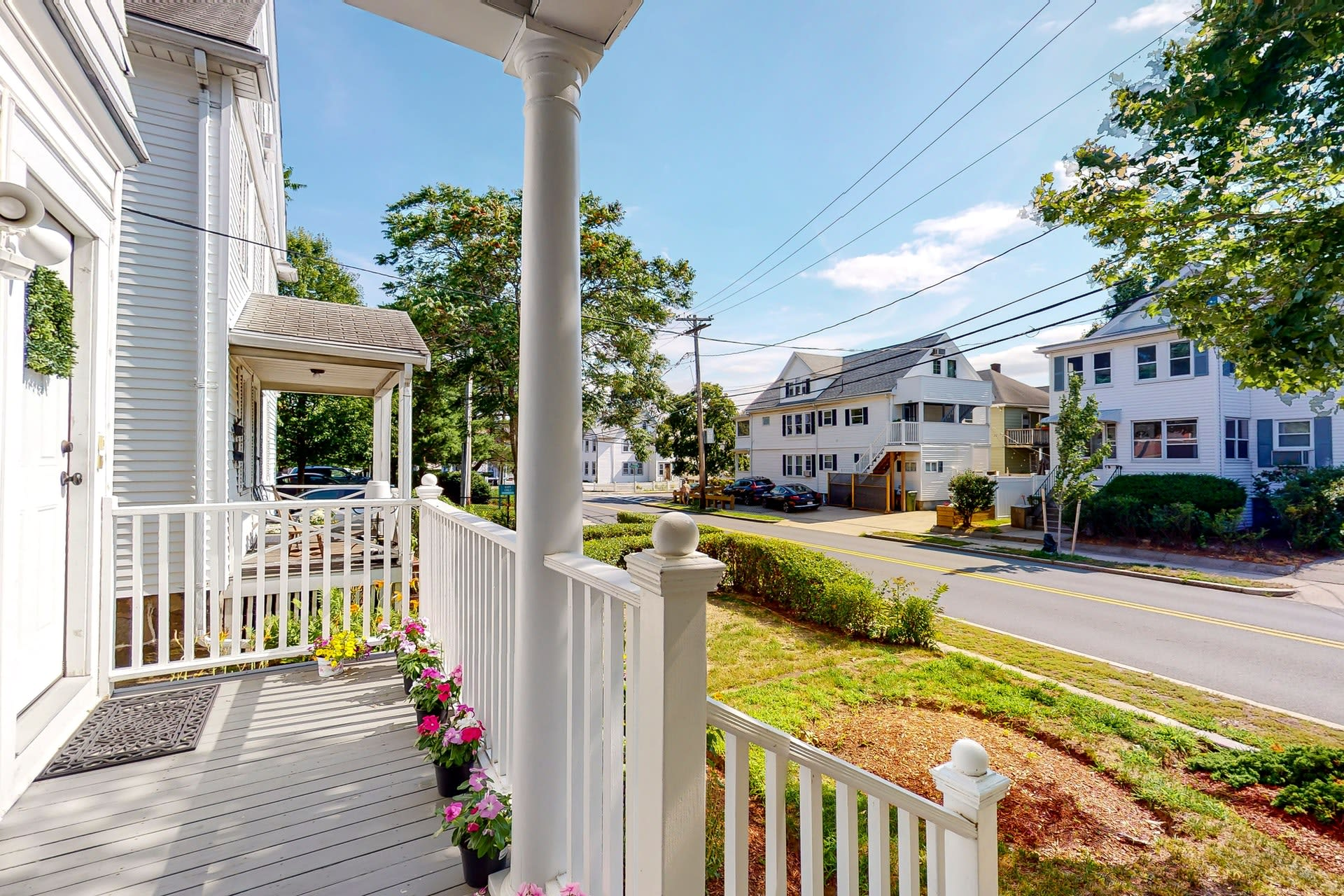 327 Arlington Street—East Watertown—Tree top condo photo