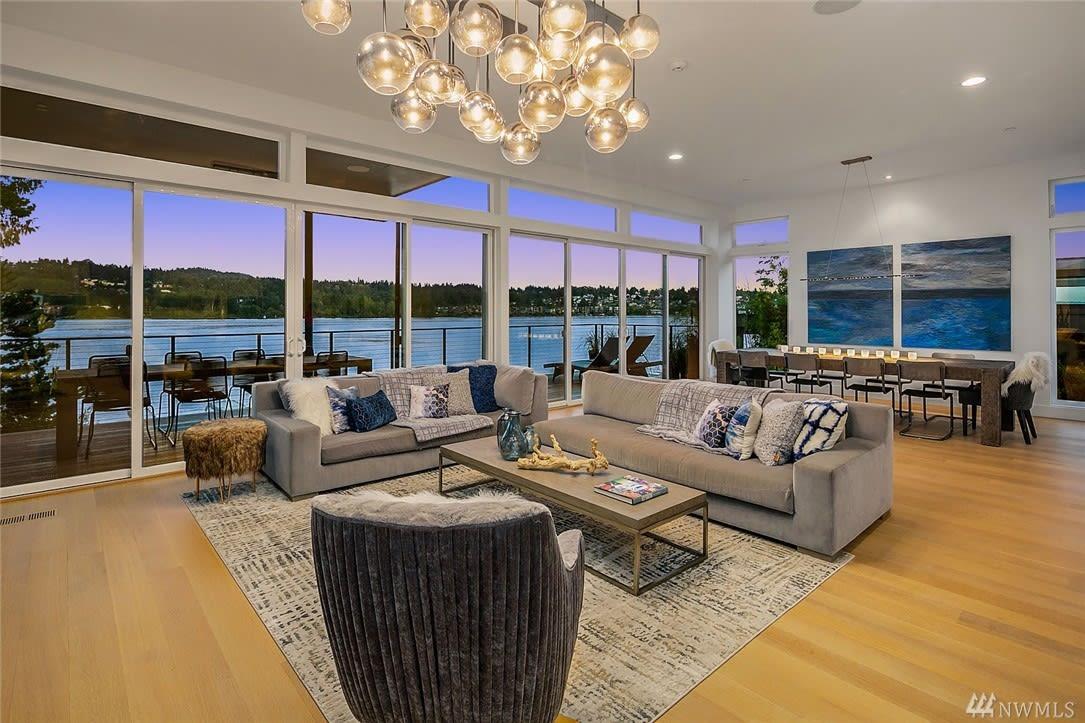 Stunning Modern Waterfront photo